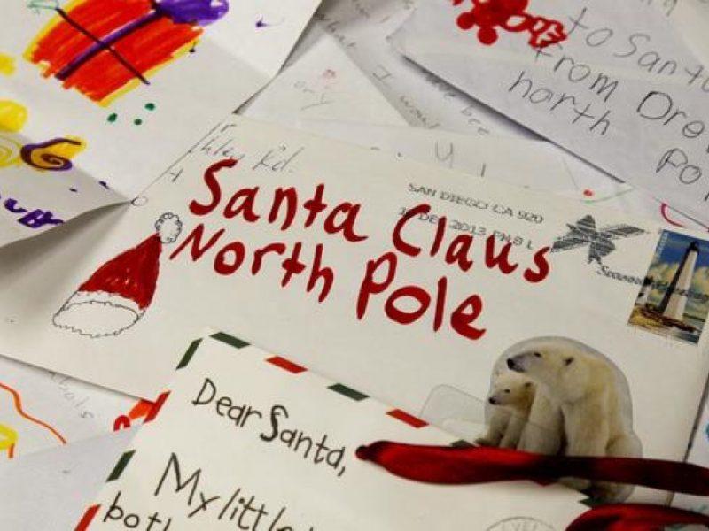 HO, HO, HO! Give a little HOPE this holiday season!