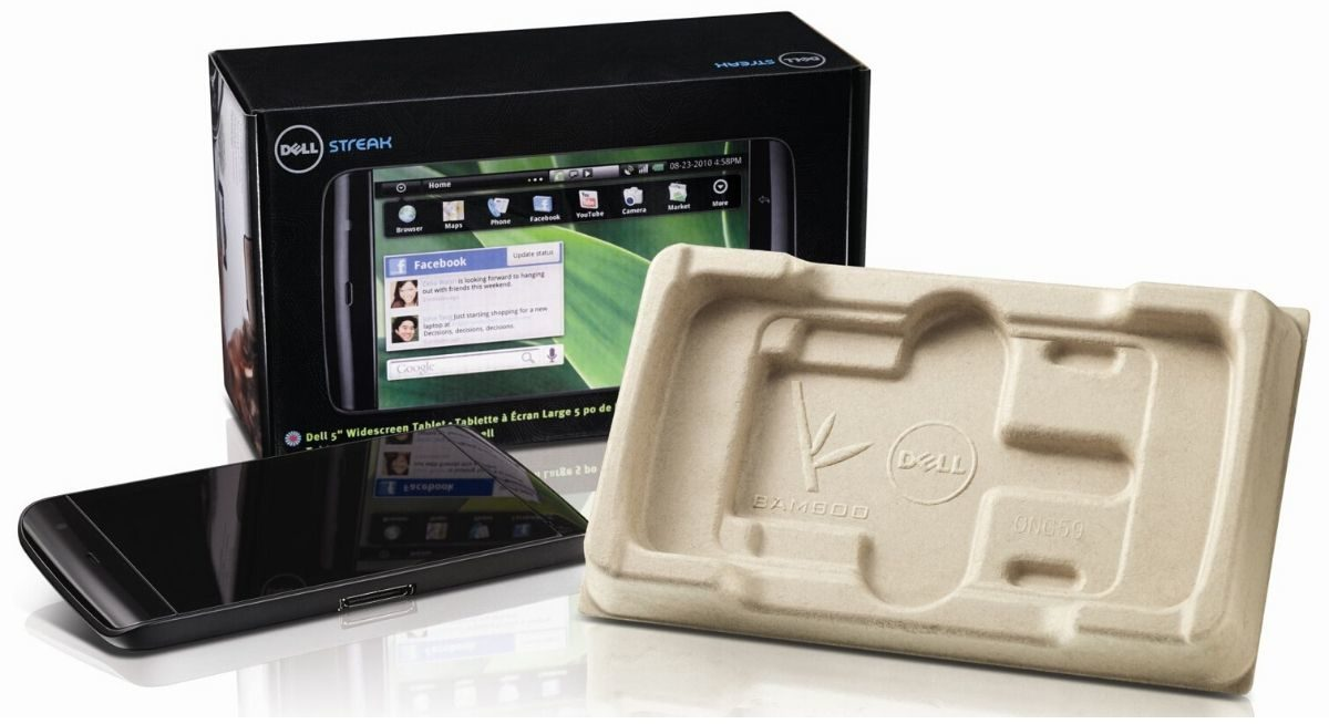 Dell Computers Sustainable Packaging