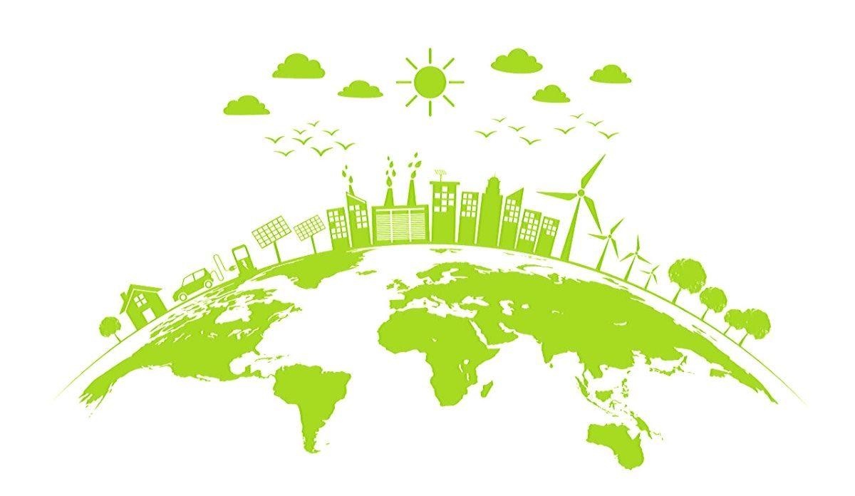 Sustainable world model