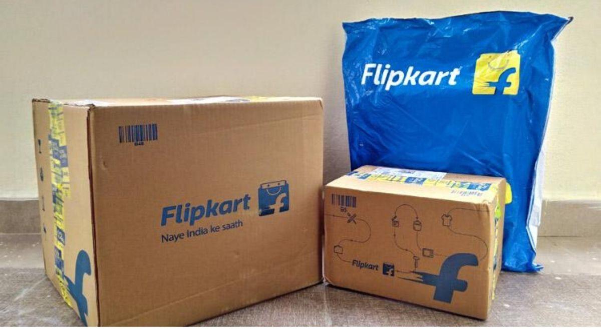 Flipkart packaging