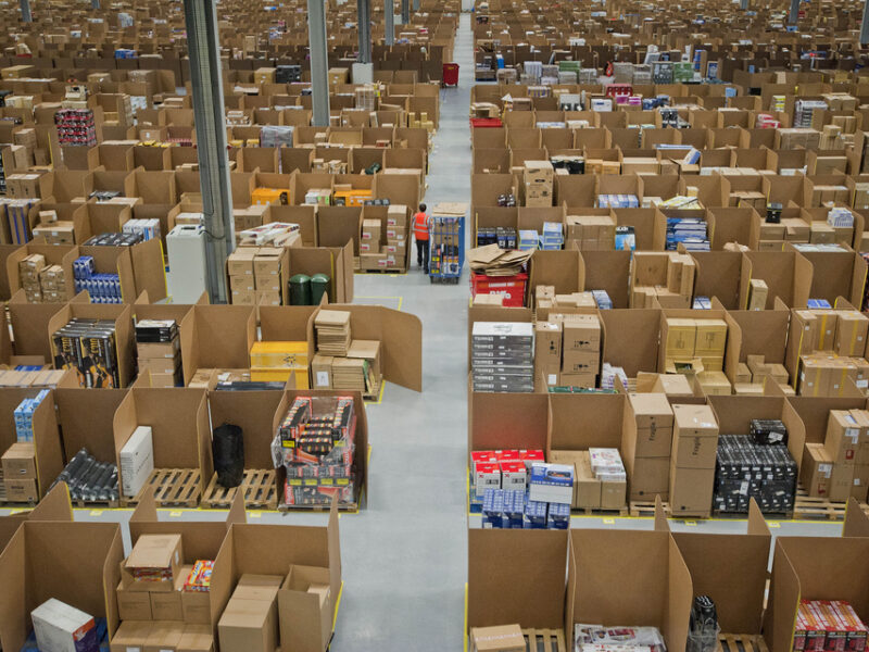 The Christmas Season and E-commerce packaging waste