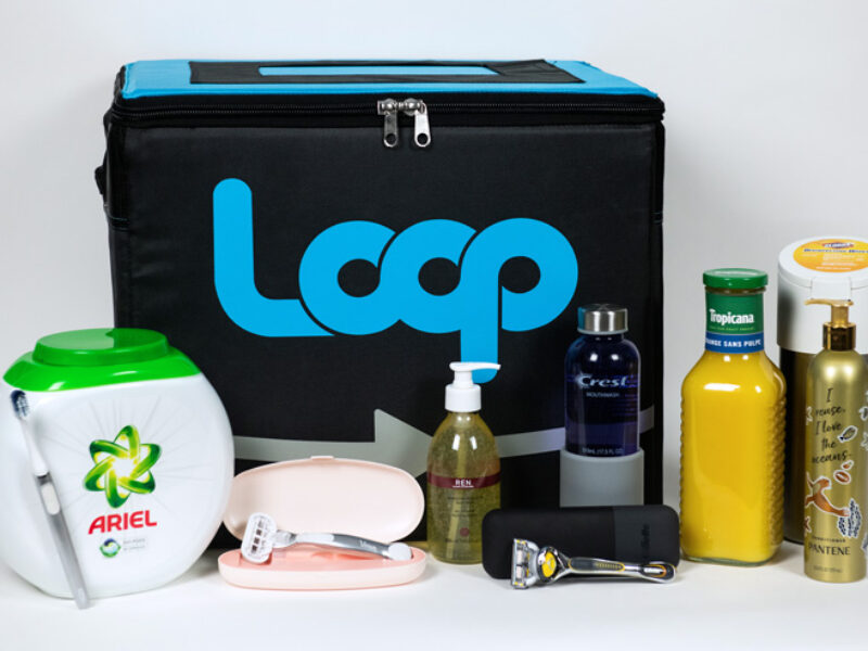 A closed-loop system for product packaging